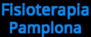 fisioterapia pamplona logo